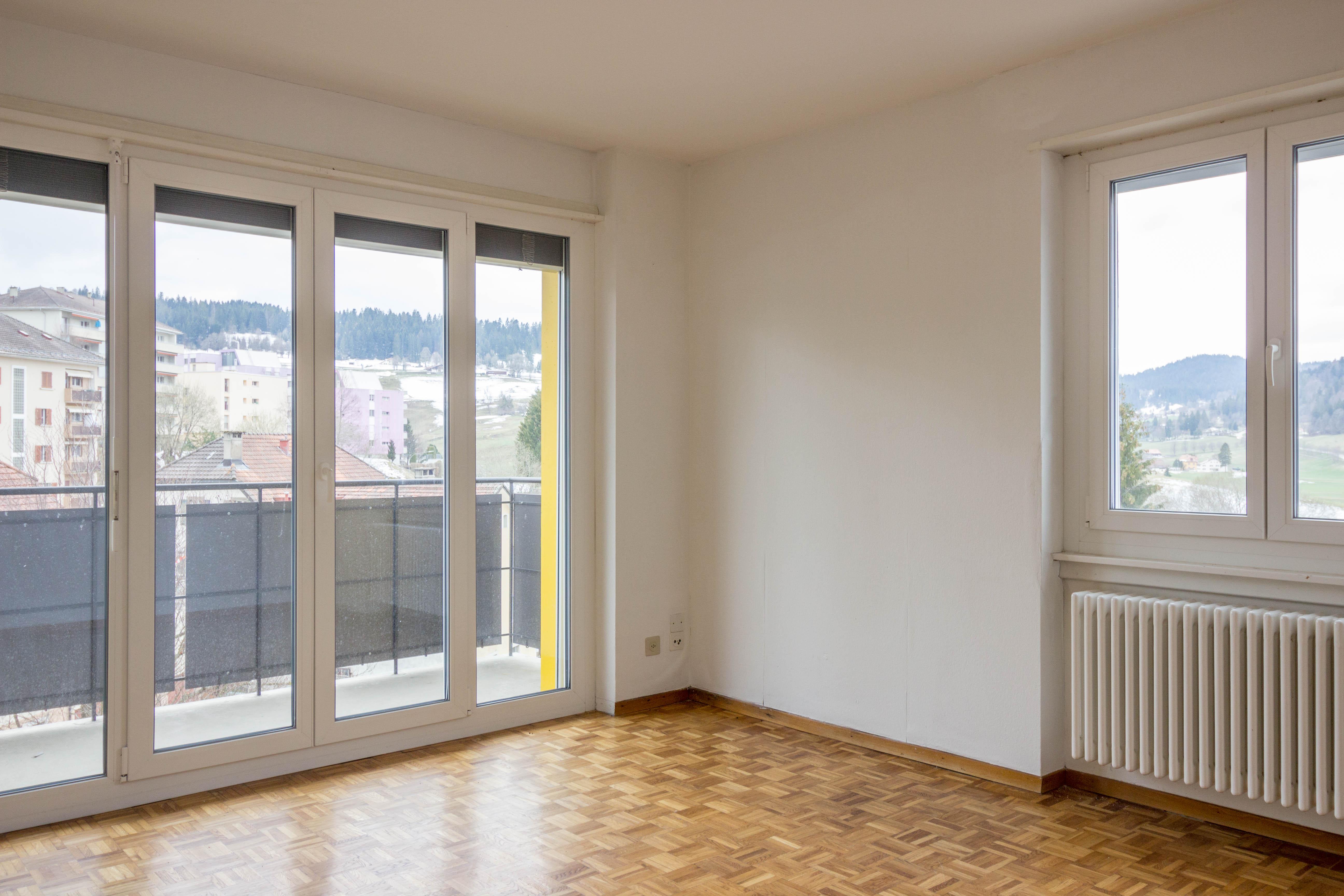 Appartement avec balcon en location